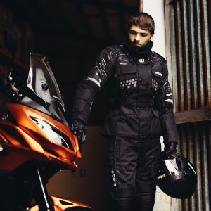 Pantaloni Moto Barbati W-TEC Rusnac NF-2607 [0]
