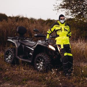 Pantaloni Moto Barbati W-TEC Rusnac NF-2607 [2]