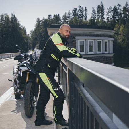 Pantaloni Moto Barbati W-Tec Spiritual [10]
