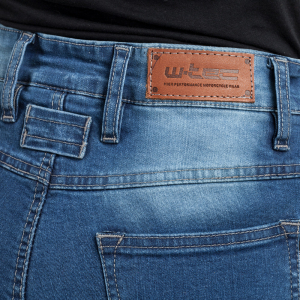 Pantaloni Moto Femei Jeans W-TEC Lustipa [9]