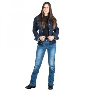 Pantaloni Moto Femei Jeans W-TEC Lustipa [6]