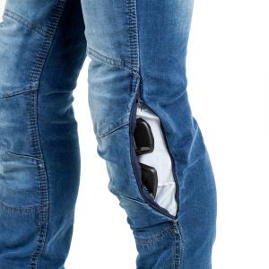 Pantaloni Moto Femei Jeans W-TEC Lustipa [8]