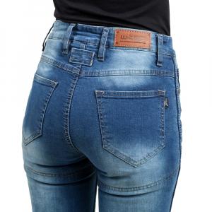 Pantaloni Moto Femei Jeans W-TEC Lustipa [10]