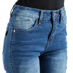 Pantaloni Moto Femei Jeans W-TEC Lustipa [7]
