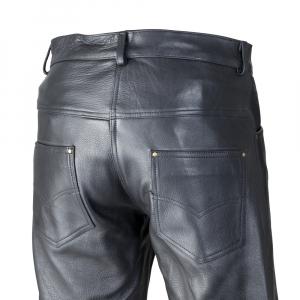 Pantaloni Moto Femei Piele W-TEC Annkra NF-1250 [3]