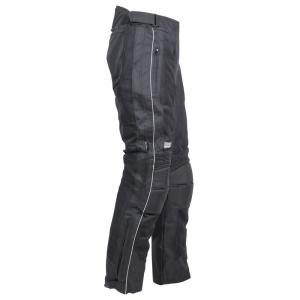 Pantaloni Moto Femei W-TEC Goni - Negru [0]