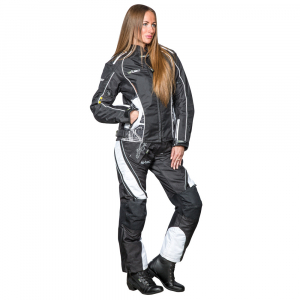 Pantaloni Moto Femei W-TEC Kaajla NF-2683 [1]