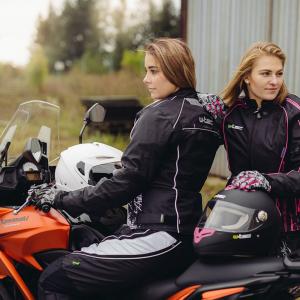 Pantaloni Moto Femei W-TEC Kaajla NF-2683 [4]