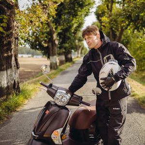 Pantaloni Moto Softshell Barbati W-TEC Guslic NF-2801 [8]
