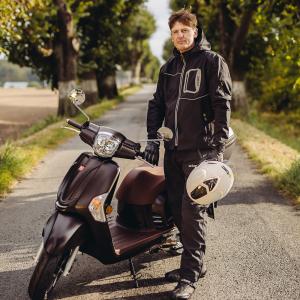 Pantaloni Moto Softshell Barbati W-TEC Guslic NF-2801 [7]