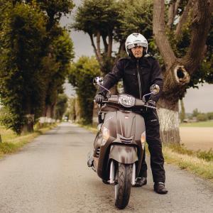 Pantaloni Moto Softshell Barbati W-TEC Guslic NF-2801 [10]