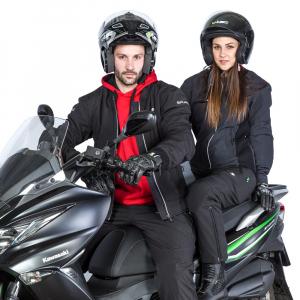 Pantaloni Moto Softshell Barbati W-TEC Guslic NF-2801 [3]