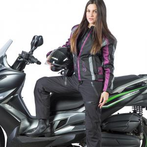 Pantaloni Moto Softshell Femei W-TEC Tabmara NF-2880 [18]