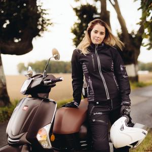 Pantaloni Moto Softshell Femei W-TEC Tabmara NF-2880 [3]