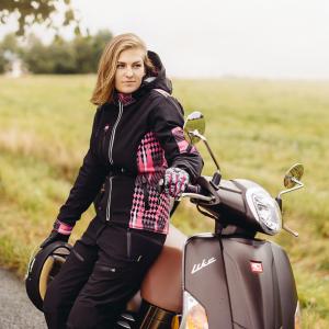 Pantaloni Moto Softshell Femei W-TEC Tabmara NF-2880 [8]