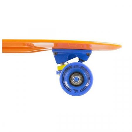 Penny board Nils Extreme-oranj [2]
