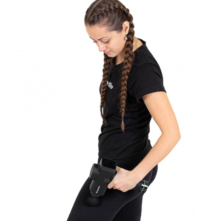 Pistol de masaj inSPORTline Rondys [6]