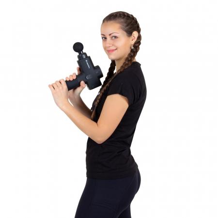 Pistol de masaj inSPORTline Rondys [1]
