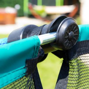 Plasă siguranță pentru trambulină inSPORTline Sun 366 cm [4]