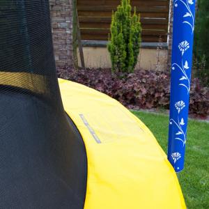 Plasă siguranță pentru trambulină inSPORTline Sun 366 cm [1]