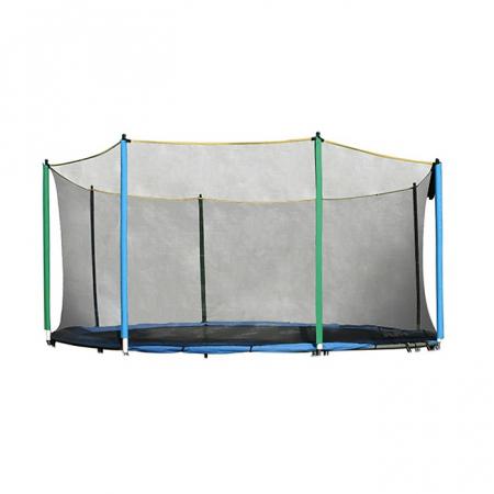 Plasa siguranta inSPORTline 305 cm + 6 stalpi [0]