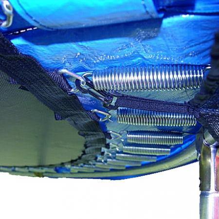 Protectie Arcuri pentru trambulina 457 cm - albastra2