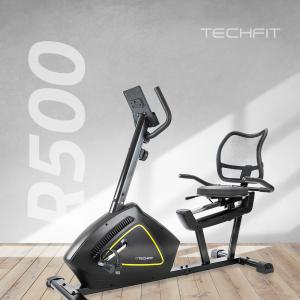Bicicleta fitness orizontala R500 Techfit [6]