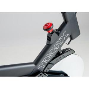 Bicicleta indoor cycling SRX-85, volanta 24 kg [3]