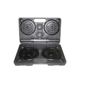 Set gantere reglabile 15 kg Toorx [1]