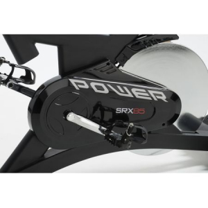 Bicicleta indoor cycling SRX-85, volanta 24 kg2