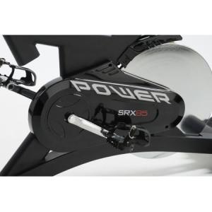 Bicicleta indoor cycling SRX-85, volanta 24 kg [2]