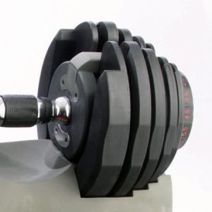 Gantera reglabila inovativa 24 kg Toorx [2]