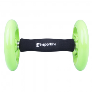 Roata exercitii inSPORTline Ab Roller Double2