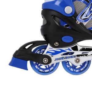 Role Reglabile 2in1 Nils Extreme NH18366A, albastru [4]