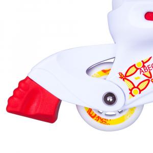 Role reglabile copii Action Joly cu roti iluminate5