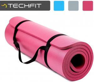 Saltea fitness Techfit, densitate 1.5 cm5