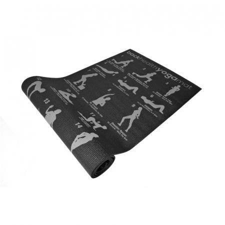 Saltea yoga F27B Yogi Plan, 173x61x0,6 cm [2]