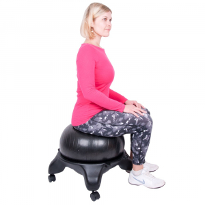 Scaun cu minge aerobic inSPORTline G-Chair Basic  [6]