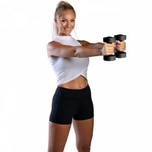 Set gantere 2 x 1 kg , TheWay Fitness [1]