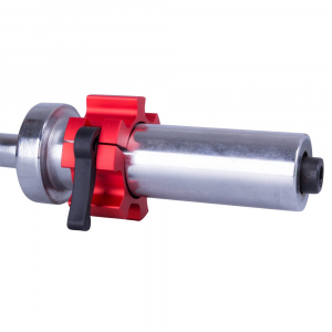 Sigurante bara Pump 50 mm CL-21-rosu inSPORTline [6]