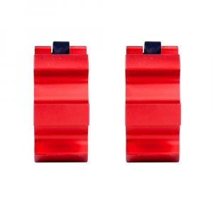 Sigurante bara Pump 50 mm CL-21-rosu inSPORTline [4]