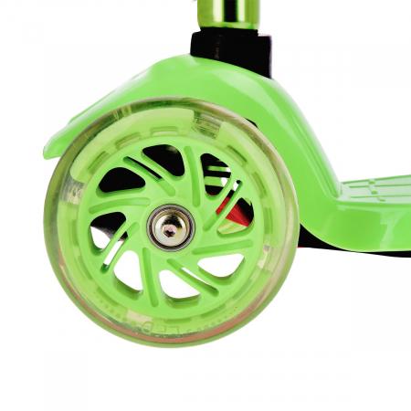Trotineta Nils Extreme HLB06 120 mm, verde [2]