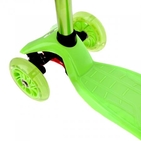 Trotineta Nils Extreme HLB06 120 mm, verde [4]