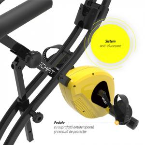 Bicicleta fitness pliabila XB300 Techfit5