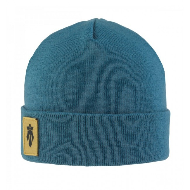 Căciulă Majesty Beanie Ice blue / Mustrard / Black / Graphite / Neon Orange 2