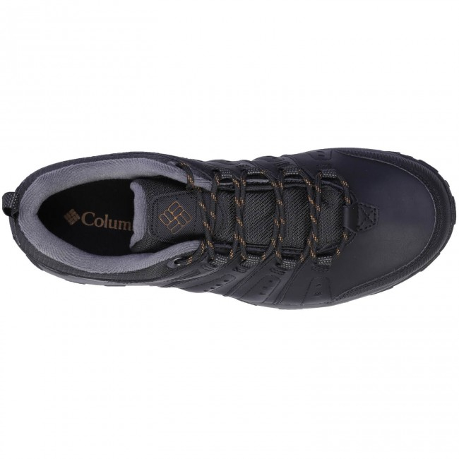 Columbia Incaltaminte Woodburn II Waterproof 010-Black 1