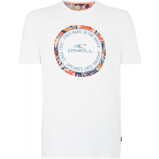 O'Neill Tricou LM Makena T-Shirt 1030-Powder 0