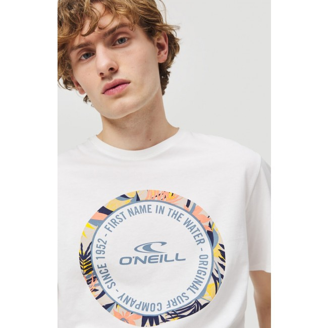 O'Neill Tricou LM Makena T-Shirt 1030-Powder 3