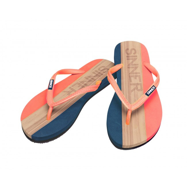 Papuci Sinner Capitola Coral / Pink 0