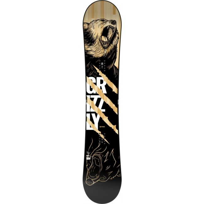Placa Snowboard Raven Grizzly 5